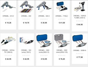 Εργαλεία Dremel