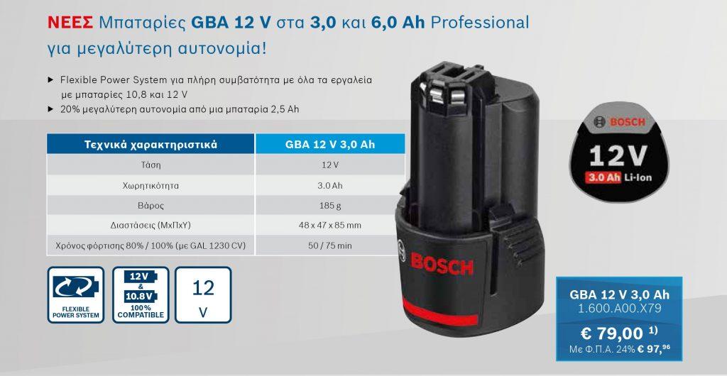 Mπαταρίες EneRacer 18 V