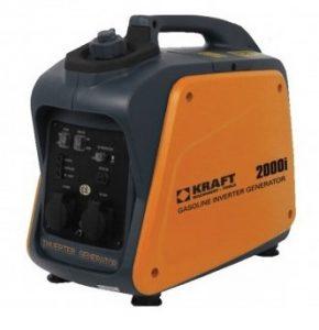 KRAFT Ηλεκτρογεννήτρια Βενζίνης Inverter Χαμηλου Θορύβου