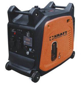 KRAFT Ηλεκτρογεννήτρια Βενζίνης Inverter Φορητή Κλειστού Τύπου