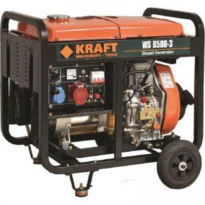 Ηλεκτρογεννήτρια Πετρελαίου τριφασική KRAFT
