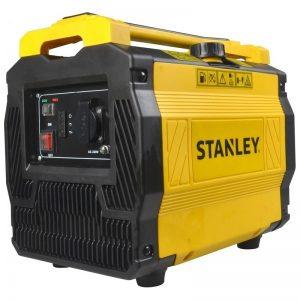 STANLEY Ηλεκτρογεννήτρια Βενζίνης Inverter Αθόρυβη