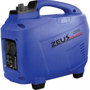 ZEUS Βενζινοκίνητη Γεννήτρια Inverter σε Βαλιτσάκι